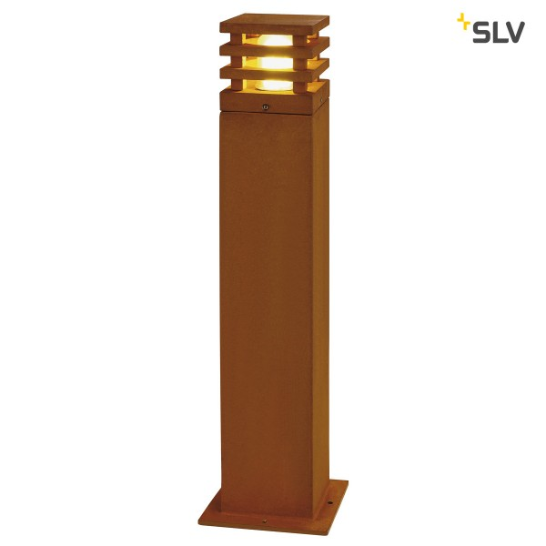 Rusty LED square