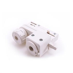 3-phasen Stromschienenadapter, schwarz, 230V