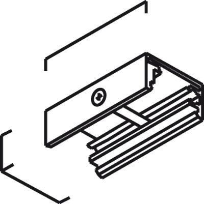 Eutrac 3-Phasen Aufbau Stromschiene, Bild 3