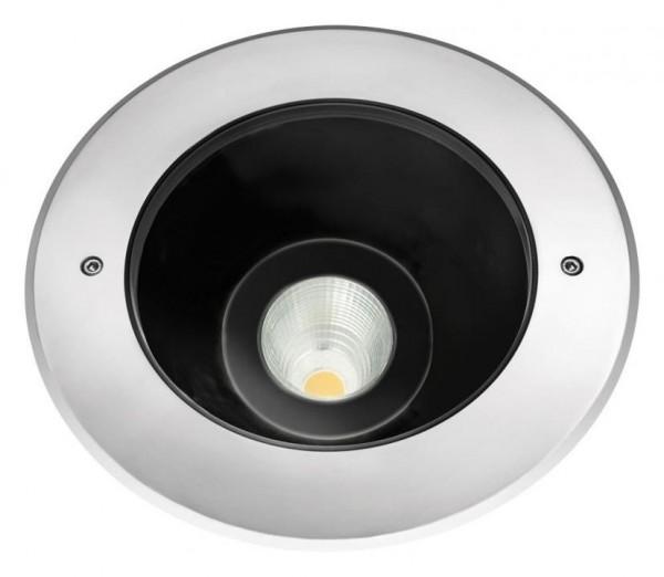 Achille LED 320, rostfreier Stahl