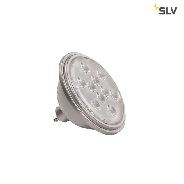 LED QPAR111, GU10, silber