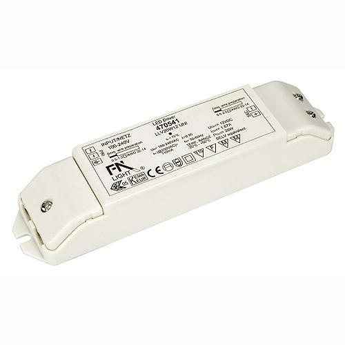LED-Netzteil, 20W, 12V