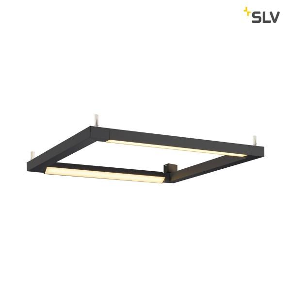 Open Grill LED,schwarz