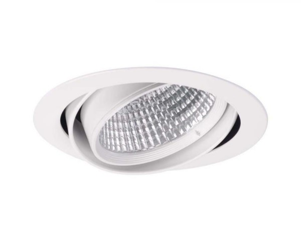 Movimento LED Downlight, weiss