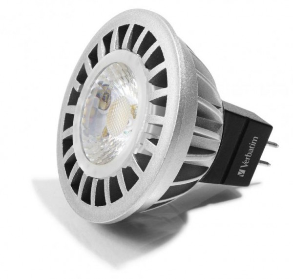 Verbatim LED MR16, GU5,3, 5,5W
