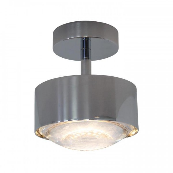 Puk Turn downlight, chrom matt