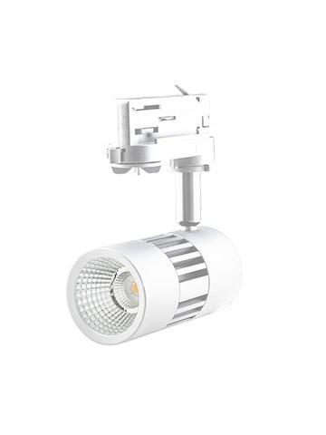 ColourPunch LED 3-Phasen Strahler, silber