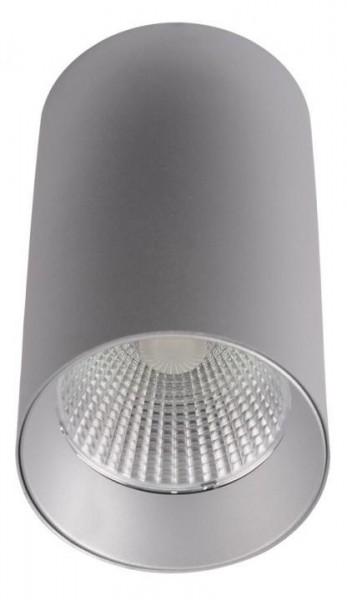 Vide Aufbau LED fest, 20W, grau