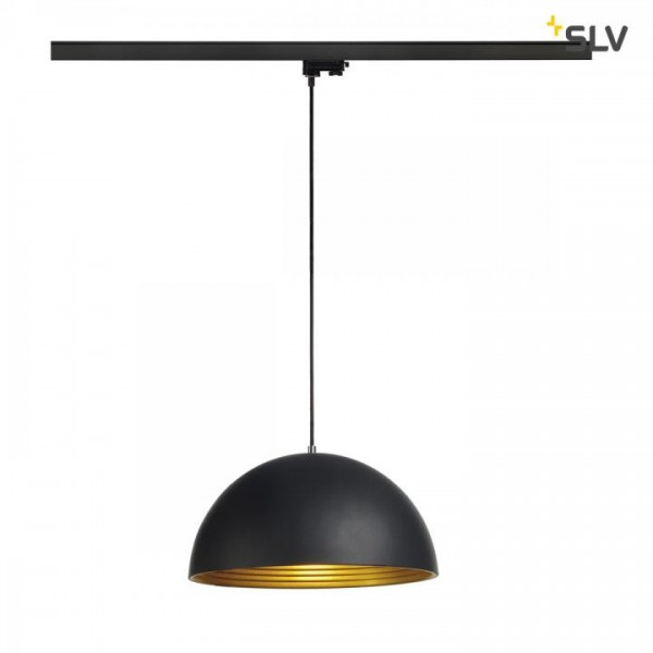 Forchini M für 3-Phasen schwarz/gold