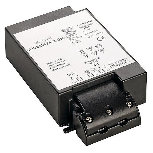 LED-Netzteil, 36 W, 24V