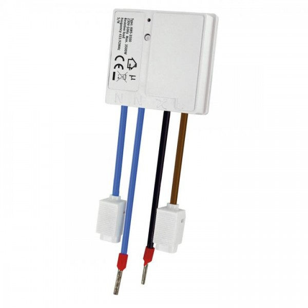 Funk Schaltermodul, zur Schaltung von unterputzsteckdosen