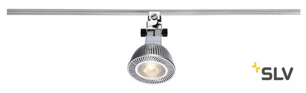Lampenhalter schwenkbar für Glu-Trax mit Leuchtmittel