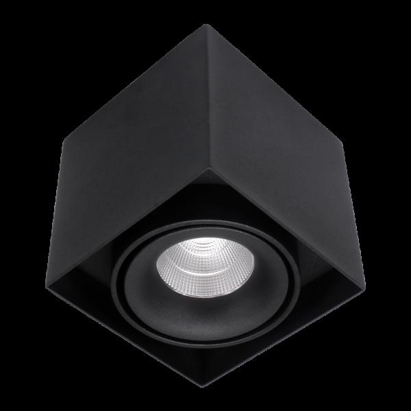 Caja Aufbau LED, dreh/schwenkbar 1er