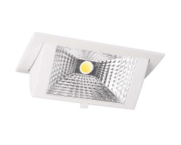 Wally LED medium , weiß