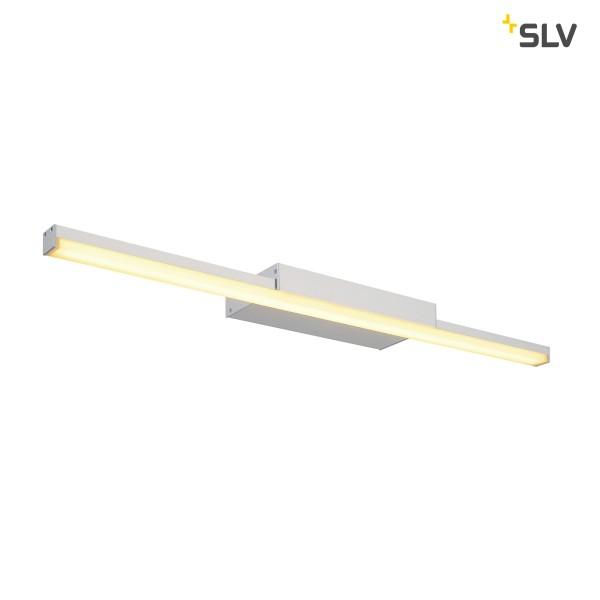 Glenos Spiegelleuchte LED,silber