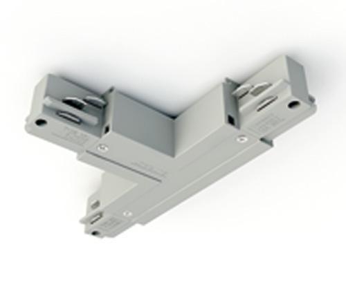 Eutrac 3-Phasen Aufbauschiene T-Verbinder, Bild 1