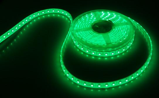 LupaQua LED Strip Color, 60LED, 14,4W, grün