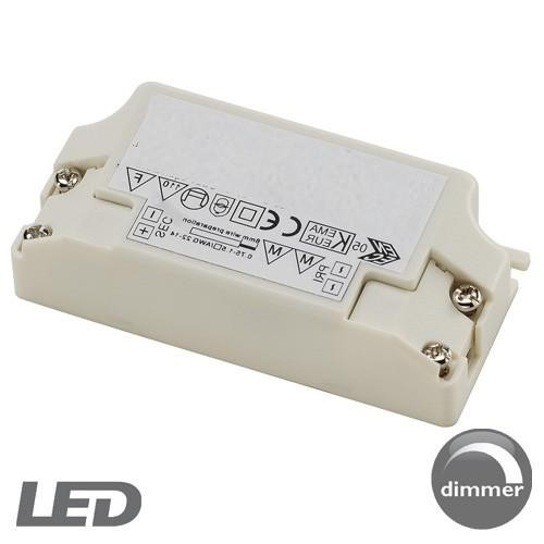LED-Treiber 10W, 350mA dimmba