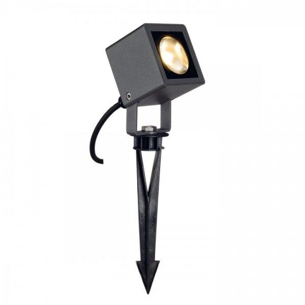 Nautilus Square LED, anthrazit