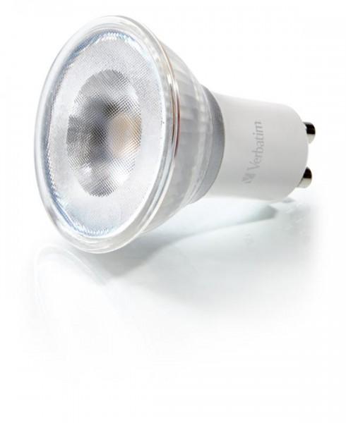 Verbatim LED, PAR16, GU10, 3000K, 4W