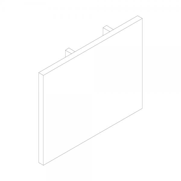 LTS Standard 3-PH Anbau Endkappe AL 7659