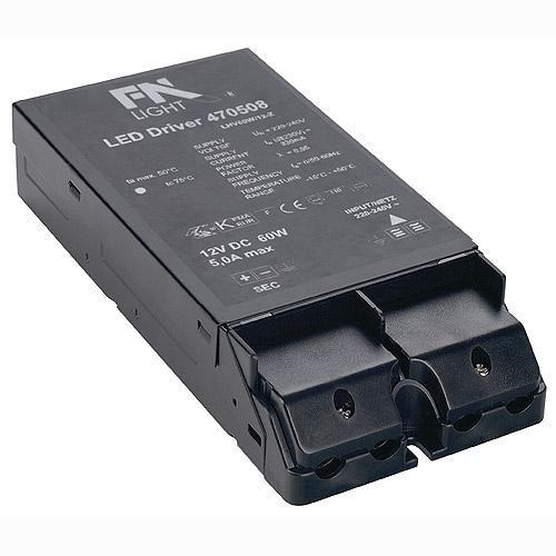 LED-Netzteil, 60W, 12V