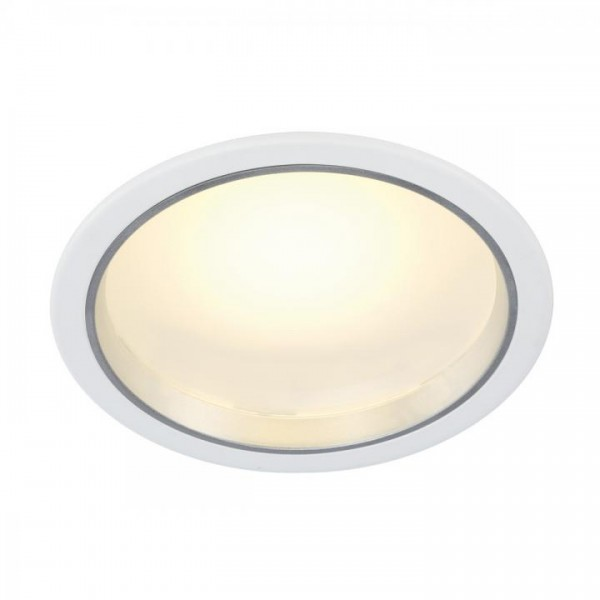 Downlight 23 LED, weiss, 28W