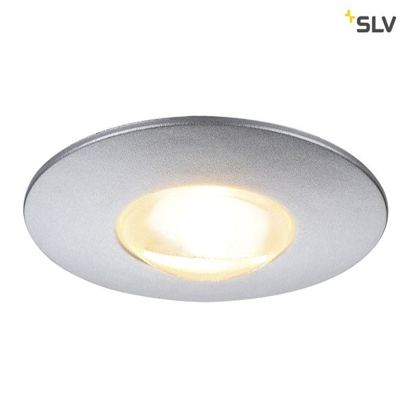 DEKLED LED, silber metallic