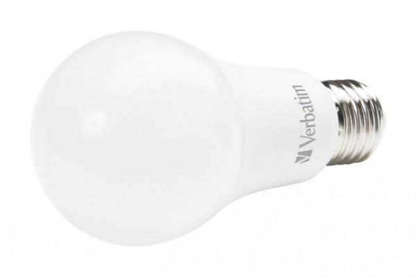 Verbatim E27 LED Leuchtmittel 12Watt, dimmbar, 1060 lm, warmweiß