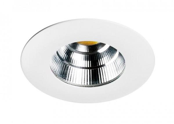 Focus LED rund fixed CRI90, weiß