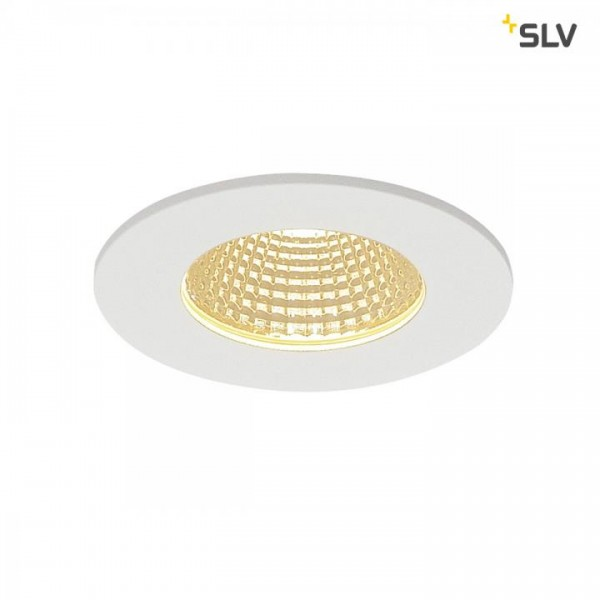 Patta-I LED rund, weiß