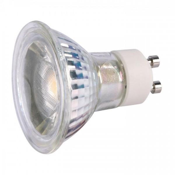 LED GU10, 7W, 38°