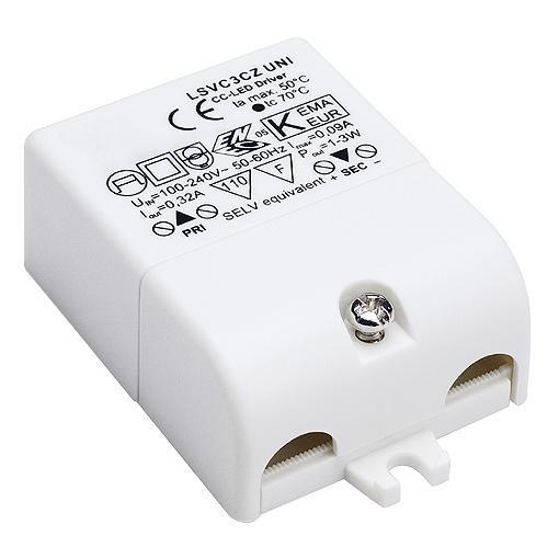 LED-Treiber, 3VA, 350mA