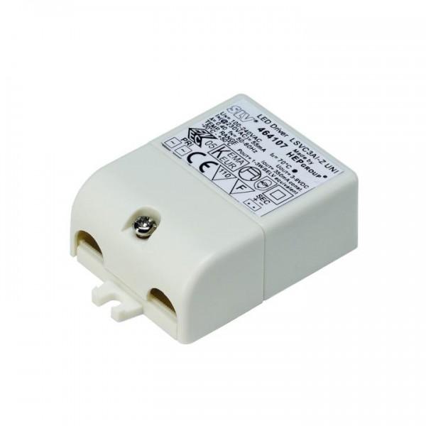 LED-Treiber, 3VA, 350mA, mit AMP Stecker