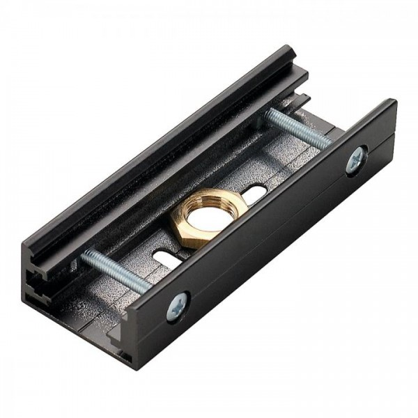 Eutrac 3-Phasen Stoßstellenverbinder, schwarz