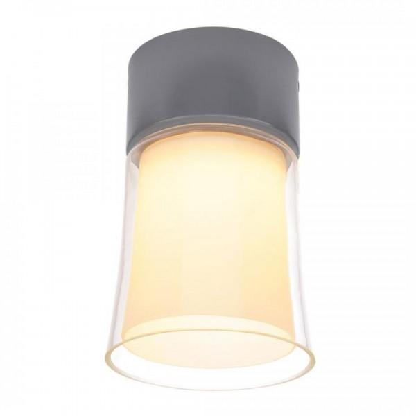 Reto LED, grau/weiß
