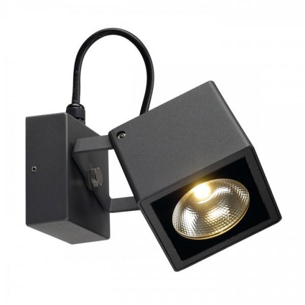 Big Nautillus Square LED, anthrazit