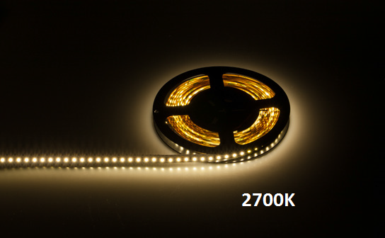 LupaReel LED Strip hohe Helligkeit, 120LED, 19,2W
