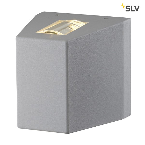 Out-Beam LED single,silber