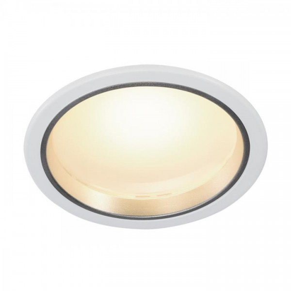 Downlight 20 LED, weiss, 16W
