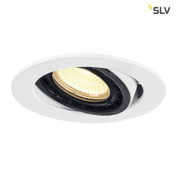 Supros 78 LED Downlight, weiß von SLV Art. 116311
